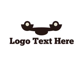 Scale - Horn Scale logo design