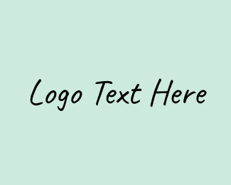 Casual - Casual Handwriting logo design
