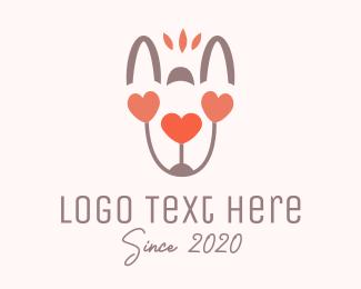 Boyfriend - Animal Love logo design