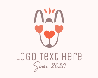 Compassion - Animal Love logo design