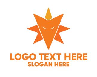 Fiction - Star Fox logo design