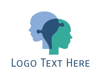 Psychologist - Mental Health logo design