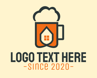Bar - Beer House logo design