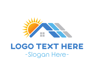 Solar Panel - Solar Panels logo design