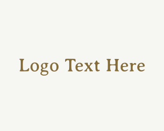 Wordmark - Vintage Typewriter Wordmark logo design