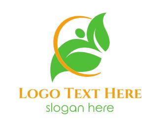 """Eco Halo"" by LogoBrainstorm"