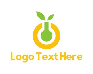Eco - Eco Laboratory logo design
