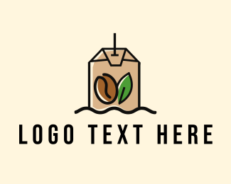 Tea - Coffee & Tea Bag  logo design