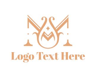 Classic - Elegant Letter M logo design