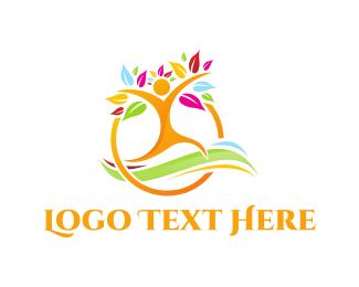 Happy - Happy Tree logo design