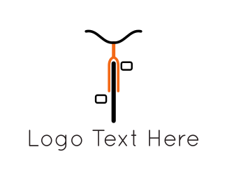 Bicycle - Bicycle Lines logo design