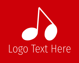 Singer - Musical Note logo design