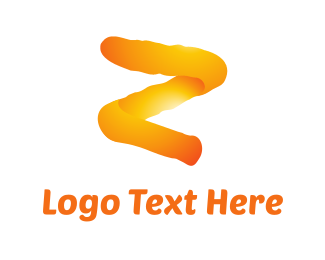 Citric - Orange Zest logo design