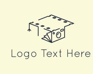 Graduation - Photography Graduation logo design