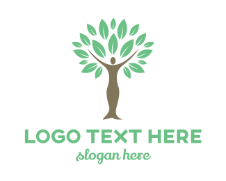 Health - Nature Health  logo design