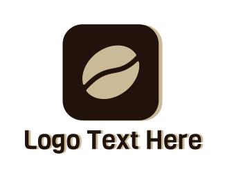 Coffee - Coffee App logo design