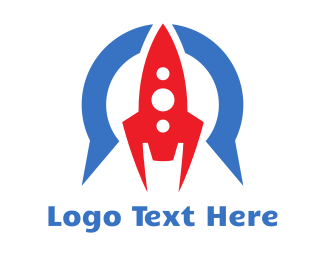 Competition - Omega Rocket  logo design