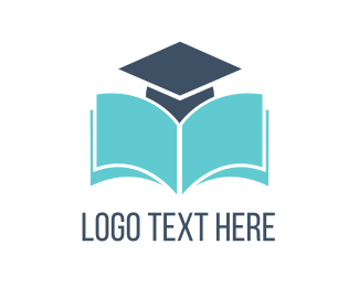 Student - Graduation Book logo design