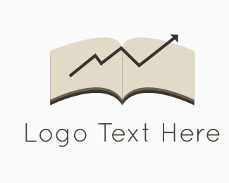Statistic - Accounting Book  logo design