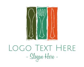 Catering - Kitchen Gadgets logo design