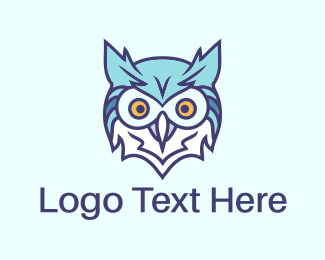 """""""Blue Owl """" by user1462873667"""