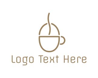 Cafe - Internet Cafe logo design
