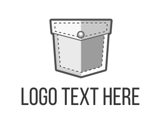 Pocket - Pocket Security logo design
