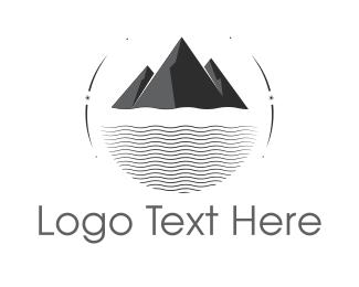 Alpine - Black Hills logo design