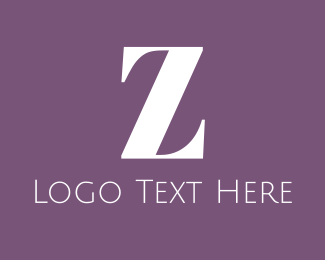 Luxury - Elegant White Z logo design