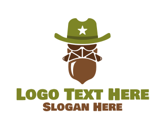 Acorn - Forest Sheriff logo design