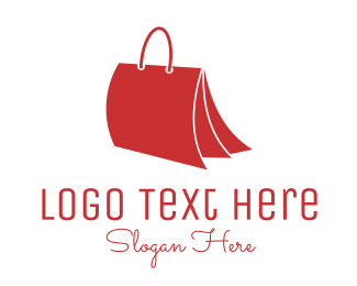 File - Bag Folder logo design
