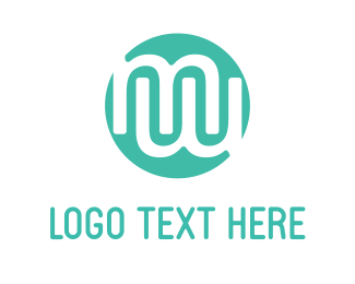 """Modern Letter M"" by vitoktimon"