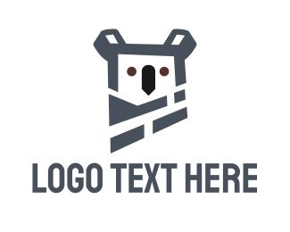 Koala - Koala Bear logo design