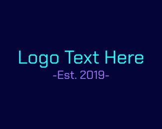 Technician - Coding & Programming logo design