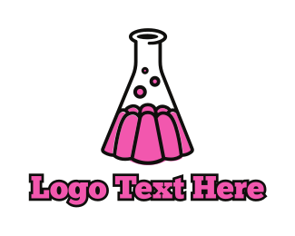 Gastronomy - Jelly Lab logo design
