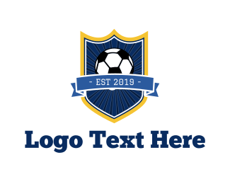 Winner - Soccer Ball logo design