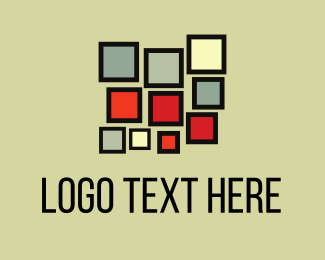 Creative Agency - Deco Art logo design