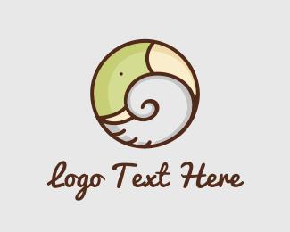 Indian Restaurant - Jungle Circle logo design