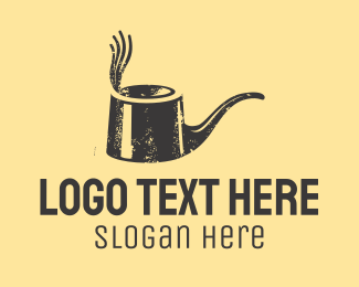 Tobacco - Smoke Shop logo design
