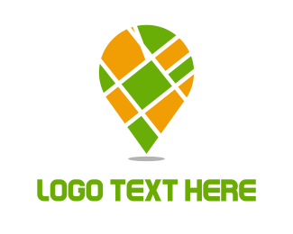 Neighborhood - Street Map logo design