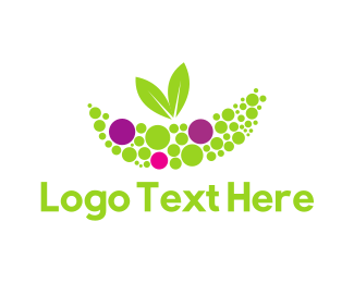 Fruit - Fruit Circles logo design