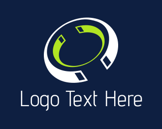 Electronics - Tech Rings logo design