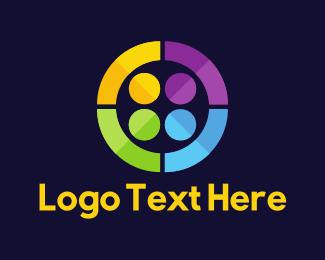 Linkedin - Community Circle  logo design