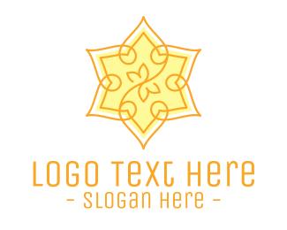 Pure - Lotus Life logo design
