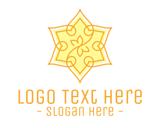 Tea Shop - Lotus Life logo design
