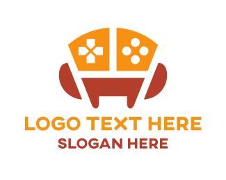 Esports - Game Boss logo design