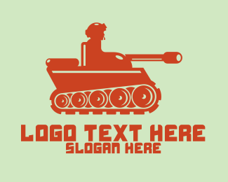 Esport - Mini Tank logo design