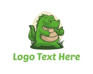 Alligator - Thumboyo logo design