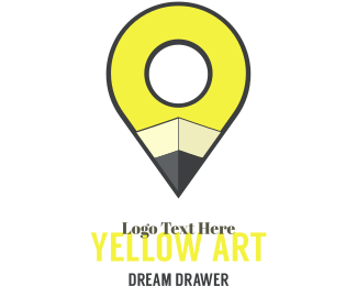Spot - Pencil Point logo design