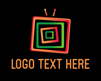 Talk Show - Snail Tv logo design